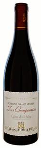 Domaine Grand Veneur Les Champauvins Côtes Du Rhône Villages 2009, Ac Bottle