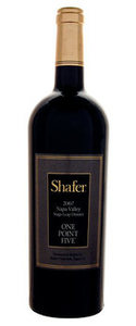 Shafer One Point Five Cabernet Sauvignon 2007, Stags Leap District, Napa Valley Bottle