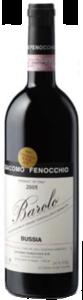 Giacomo Fenocchio Bussia Barolo 2005, Docg Bottle