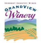 Grand View Winery Blackberry Wine 2010 Bottle