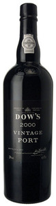Dow's Vintage Port 2000 (375ml) Bottle
