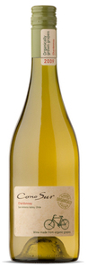 Cono Sur Organic Chardonnay 2011, San Antonio Valley, Chile Bottle
