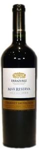Errazuriz Max Reserva Cabernet Sauvignon 2009, Aconcagua Valley Bottle