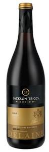 Jackson Triggs Delaine Vineyard Syrah 2008, VQA Niagara Peninsula 2008 Bottle