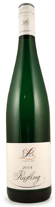 Loosen Bros. Dr. L Riesling 2010, Qualitätswein Mosel Bottle