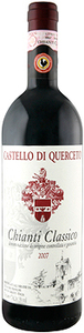Castello Di Querceto Chianti Classico 2008, Docg Bottle
