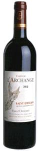 Château L'archange 2004, Ac Saint émilion Bottle