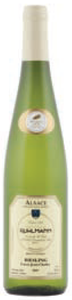 Ruhlmann Cuvée Jean Charles Riesling 2009, Ac Bottle