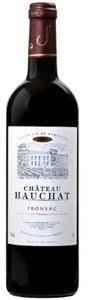 Château Hauchat 2009, Ac Fronsac Bottle