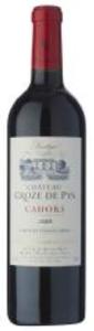 Château Croze De Pys Prestige Malbec Cahors 2008, Ac Bottle