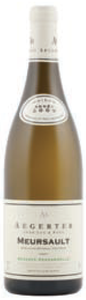 Jean Luc & Paul Aegerter Meursault 2009, Ac Bottle