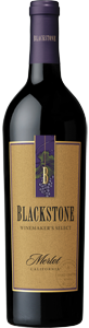 Blackstone Winesmaker's Select Merlot 2009, California Bottle