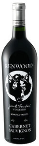 Kenwood Jack London Vineyard Cabernet Sauvignon 2007, Sonoma Mountain, Sonoma Valley Bottle