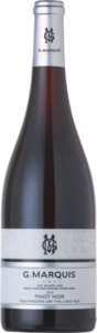 G. Marquis The Silver Line Pinot Noir 2010, VQA Niagara On The Lake Bottle