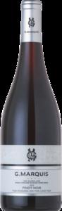 G. Marquis The Silver Line Pinot Noir 2010, VQA Niagara On The Lake Bottle