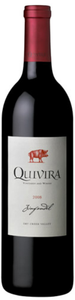 Quivira Zinfandel 2008, Dry Creek Valley, Sonoma County Bottle