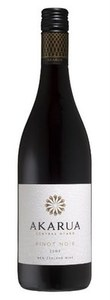 Akarua Bannockburn Pinot Noir 2009, Central Otago Bottle