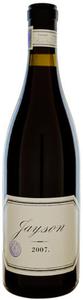 Pahlmeyer Jayson Pinot Noir 2007, Sonoma Coast Bottle