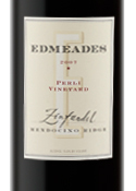 Edmeades Perli Vineyard Zinfandel 2007, Mendocino Ridge Bottle