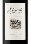 Silverado Vineyards Cabernet Sauvignon 2006, Napa Valley Bottle