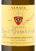 Domaine Zind Humbrecht Wintzenheim Gewurztraminer 2008, Alsace  Bottle