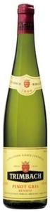Trimbach Pinot Gris Reserve 2007, Ac Alsace Bottle
