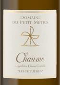 Domaine Du Petit Metris Les Tetueres Chaume 2005, Quarts De Chaume Bottle