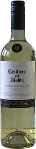 Concha Y Toro Casillero Del Diablo Sauvignon Blanc 2011, Central Valley Bottle