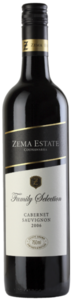 Zema Family Selection Cabernet Sauvignon 2006, South Australia Bottle
