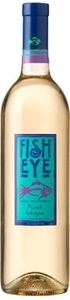 Fish Eye Pinot Grigio 2010, California Bottle