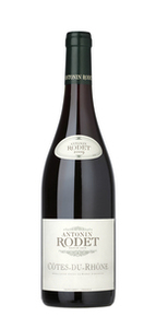 Antonin Rodet 2009, Cotes Du Rhone Bottle