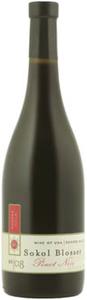 Sokol Blosser Pinot Noir 2008, Dundee Hills Bottle