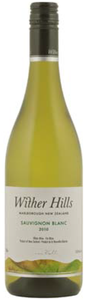 Wither Hills Wairau Valley Sauvignon Blanc 2010, Marlborough, South Island Bottle