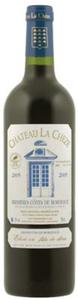Château La Cheze 2005, Ac Premières Côtes De Bordeaux Bottle