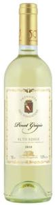 Santa Margherita Impronta Del Fondatore Pinot Grigio 2010, Doc Alto Adige Bottle