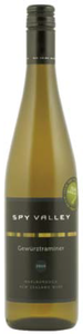Spy Valley Gewurztraminer 2010, Marlborough, South Island Bottle