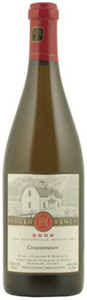 Hidden Bench Chardonnay 2009, VQA Beamsville Bench, Niagara Peninsula Bottle