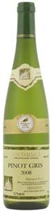 Kuhlmann Platz Pinot Gris 2008, Ac Alsace Bottle