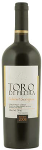 Vina Requingua Toro De Piedra Cabernet Sauvignon Reserva 2008, Curicó Valley Bottle