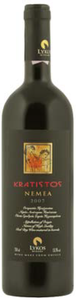 Lykos Kratistos Agiorgitiko 2007, Nemea Bottle