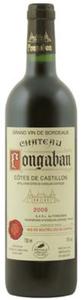 Château Fongaban 2006, Ac Côtes De Castillon Bottle