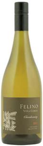 Viña Cobos Felino Chardonnay 2010, Mendoza Bottle