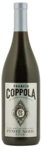 Francis Coppola Diamond Collection Silver Label Pinot Noir 2009, Monterey County Bottle