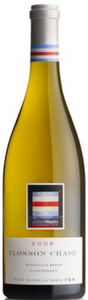 Closson Chase Beamsville Bench Chardonnay 2008, VQA Beamsville Bench, Niagara Peninsula Bottle