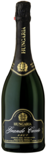 Hungaria Grande Cuvée Brut, Hungary Bottle