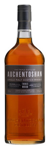 Auchentoshan Three Wood Lowland Single Malt, Triple Distilled Bottle