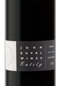 John Duval Entity Shiraz 2007, Barossa, South Australia Bottle
