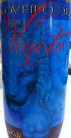 Negrar Novello Del Veneto 2011, Igt Bottle