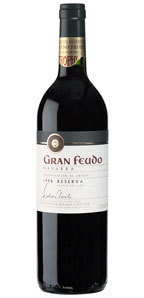 Julian Chivite Gran Feudo Reserva 2006, Do Navarra Bottle