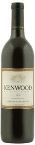 Kenwood Cabernet Sauvignon 2008, Sonoma County Bottle
